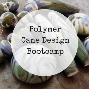 Polymer Clay Cane Design Bootcamp - Online Workshop