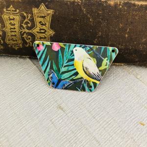 Wild Bird Pendant