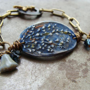 Wildflowers & Willows Bracelet