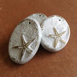 Sandy Shores Starfish Pendant