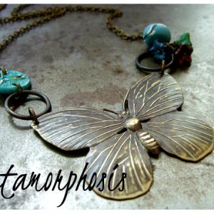 Metamorphosis Necklace