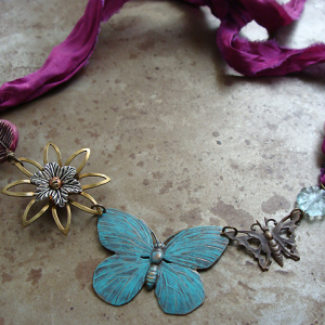 Rite of Spring Necklace