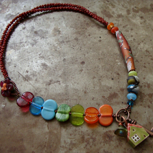 Joyful Home Necklace