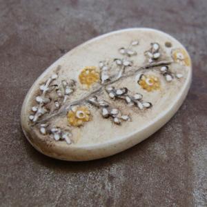 Tiny Flowers Pendant