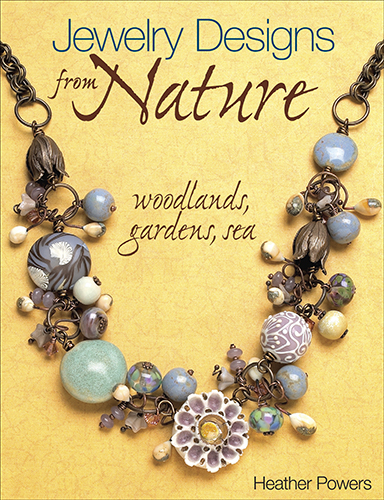 Heather Powers Jewelry Designs from Nature