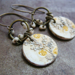 Spring Forest Earrings